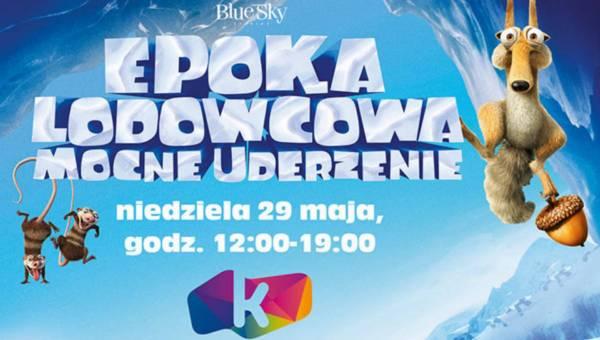 """""""Epoka lodowcowa: Mocne uderzenie"""" w Katowicach"""