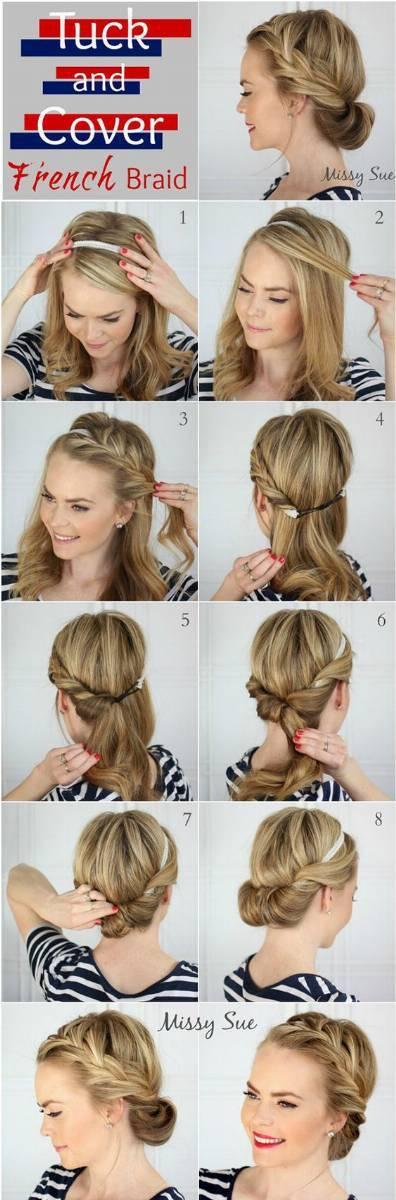 Modne Fryzury Na Lato Dla Długich Włosów Kobietamagpl