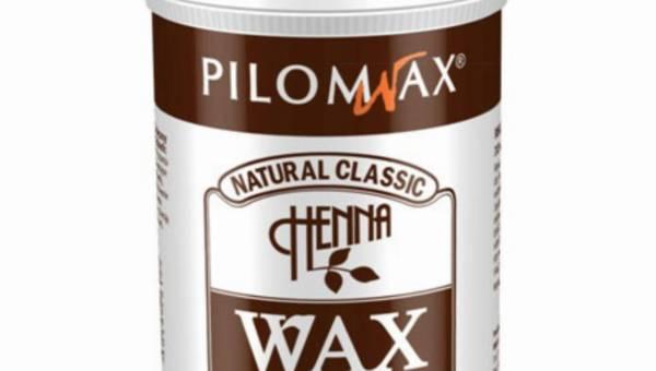 HENNA WAX NATURAL CLASSIC regenerująca maska do włosów zniszczonych