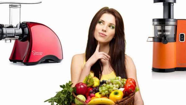 Jak wybrać idealną wyciskarkę do owoców i warzyw?
