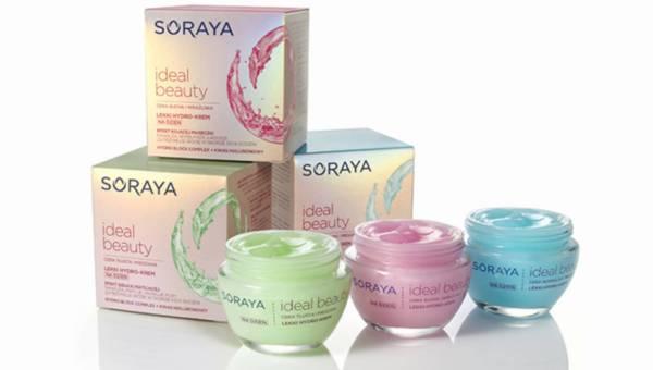Soraya, IDEAL BEAUTY: seria hydro-kremów