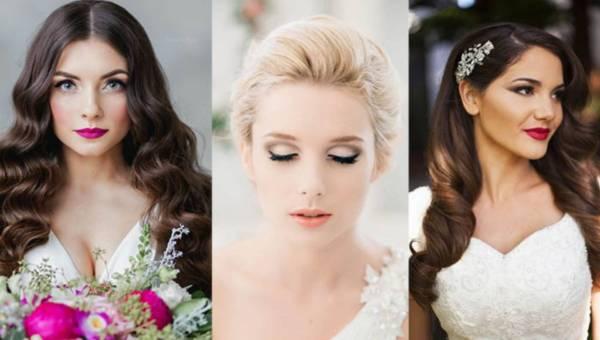Modny makijaż na ślub 2016