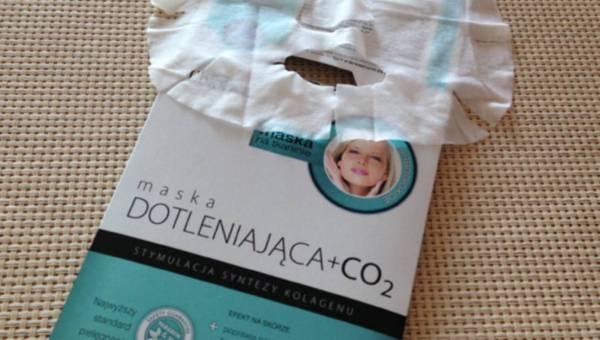 L'biotica, Maska dotleniająca z CO2