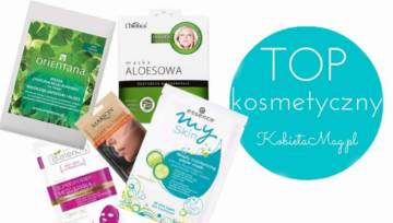Top kosmetyczny: Hit kosmetyczny, czyli maski na tkaninie