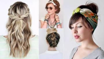 Modne fryzury na lato dla długich włosów