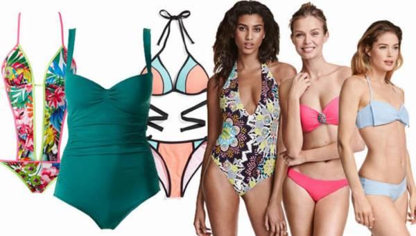 Shoppingowy przegląd: Modne stroje kąpielowe lato 2016