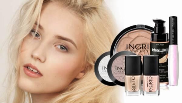 Modny makijaż na lato 2016 od Ingrid Cosmetics