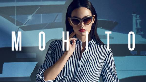 Nowy lookbook Mohito na lato 2016 – Summer Nights
