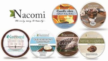 Naturalne kosmetyki Nacomi – zastępują balsamy i kremy