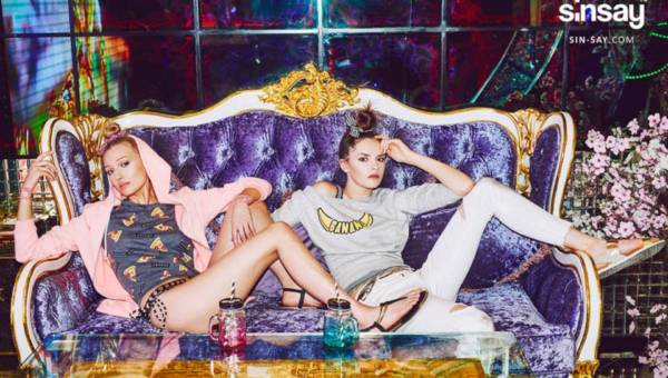 Nowa kolekcja marki SiNSAY na lato 2016 – Sugar Rush