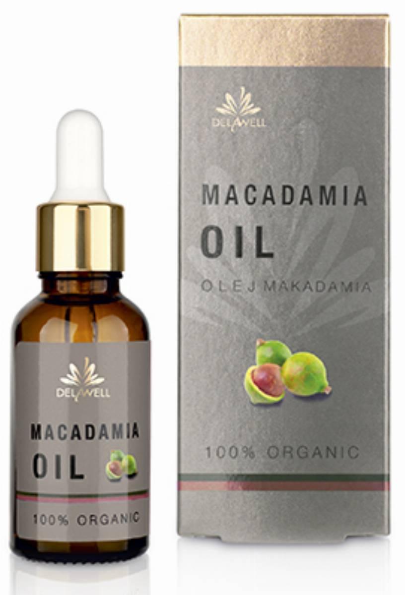 Olejek Macadamia