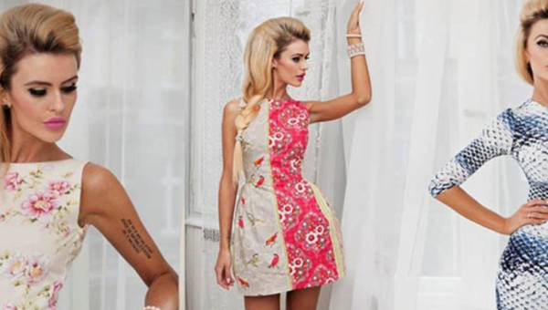 Nowe sukienki PINUPS na lato 2016