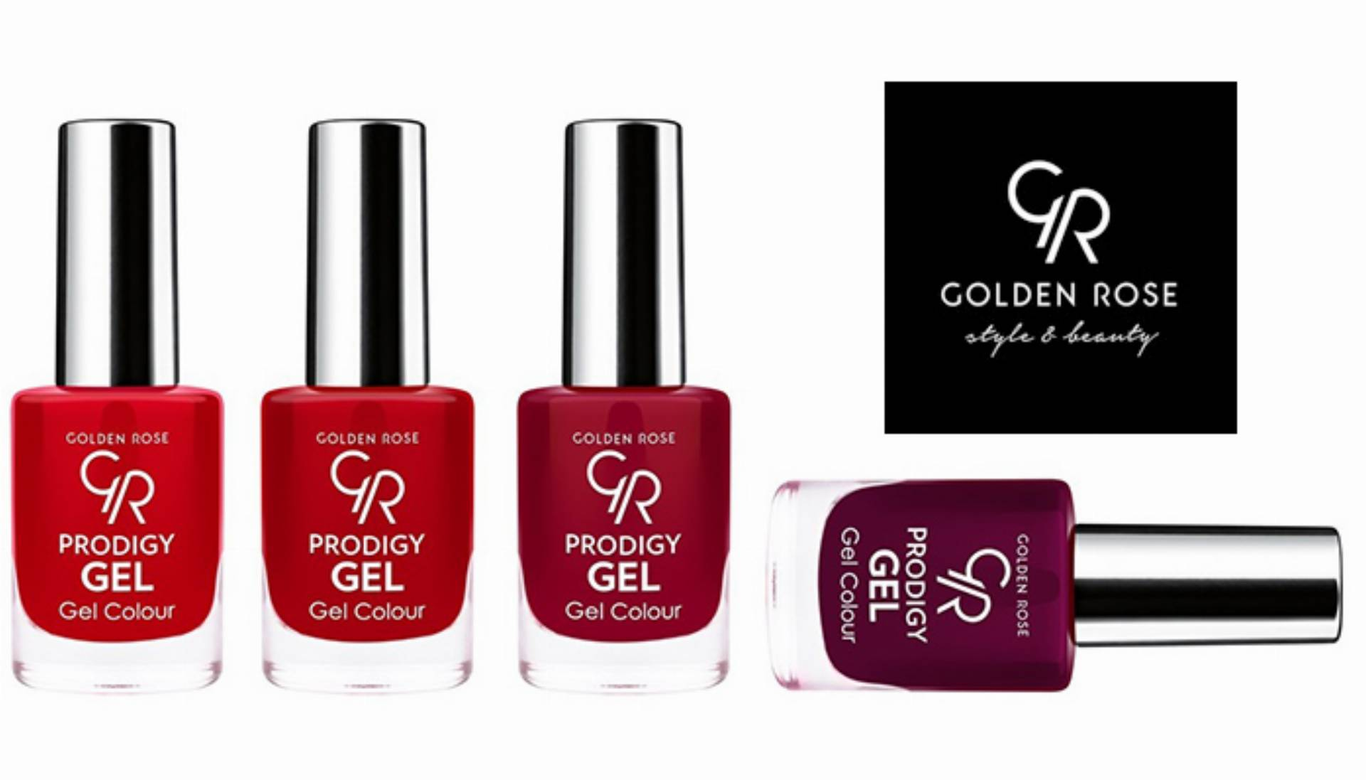 PRODIGY GEL DUO Golden Rose