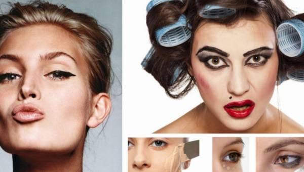 Jaki makijaż postarza? Oto 10 wpadek, które dodają Ci 10 lat
