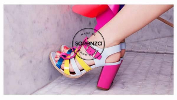 Kolekcja obuwia Sarenza na lato 2016 – Linia Les-Flots
