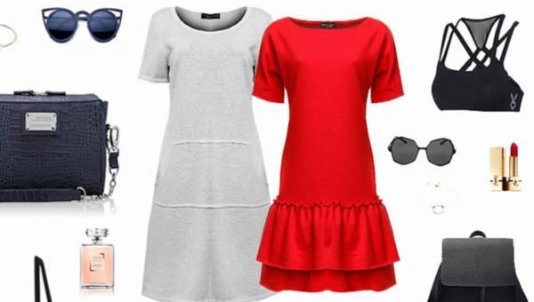 Sukienki sportowe – modne stylizacje na wiosnę