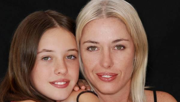 Jak mama i córka… Jakie kosmetyki pomogą zachować na długo urodę?