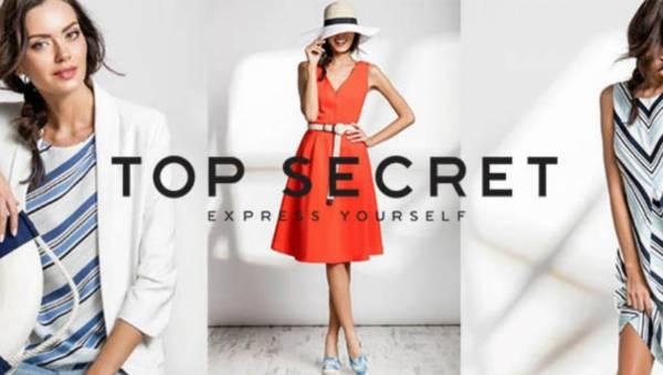 Marynarska kolekcja Top Secret na lato 2016