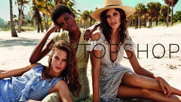 High Summer – Kolekcja Topshop na lato 2016