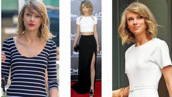 Modne stylizacje na lato w stylu Taylor Swift