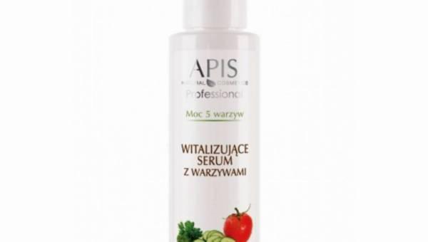 APIS Moc 5 Warzyw witalizujące serum z warzywami – Warzywna moc dla Twojej skóry