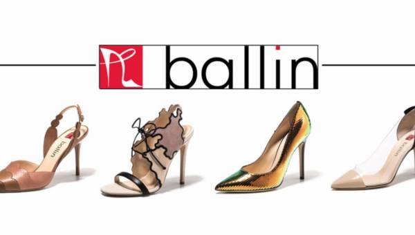 Kolekcja butów i toreb marki BALLIN na wiosnę – lato 2016