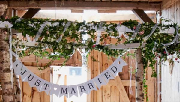 DIY: Jak zrobić oryginalny pawilon ślubny?