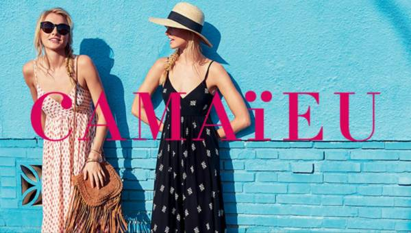 Festiwalowa kolekcja Camaieu na lato 2016