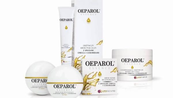 Linia kosmetyków Oeparol Essence – dla cery suchej i bardzo suchej