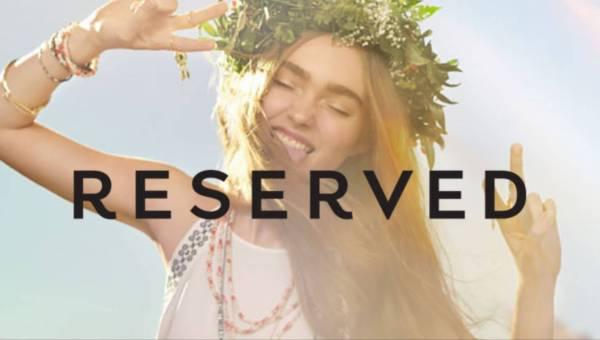 Festiwalowa kampania Reserved na lato 2016  #reservedforfestiwal