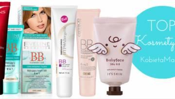 Kosmetyczny Top: Kremy BB na lato, idealne do no make-up