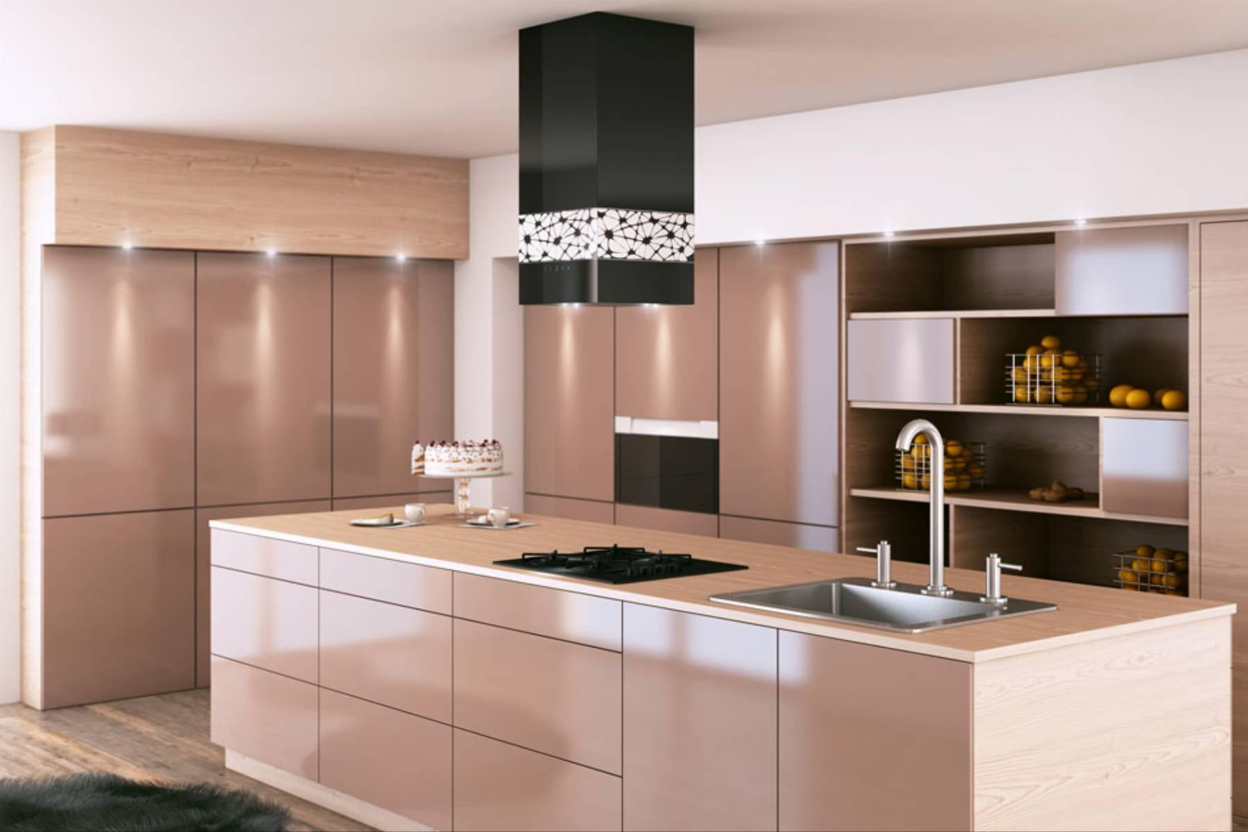 Pomysł na urządzenie kuchni wyspa  KobietaMag pl -> Kuchnia Z Wyspa Okap
