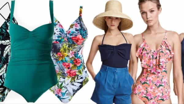 Shoppingowy przegląd: Modne stroje jednoczęściowe na lato 2016