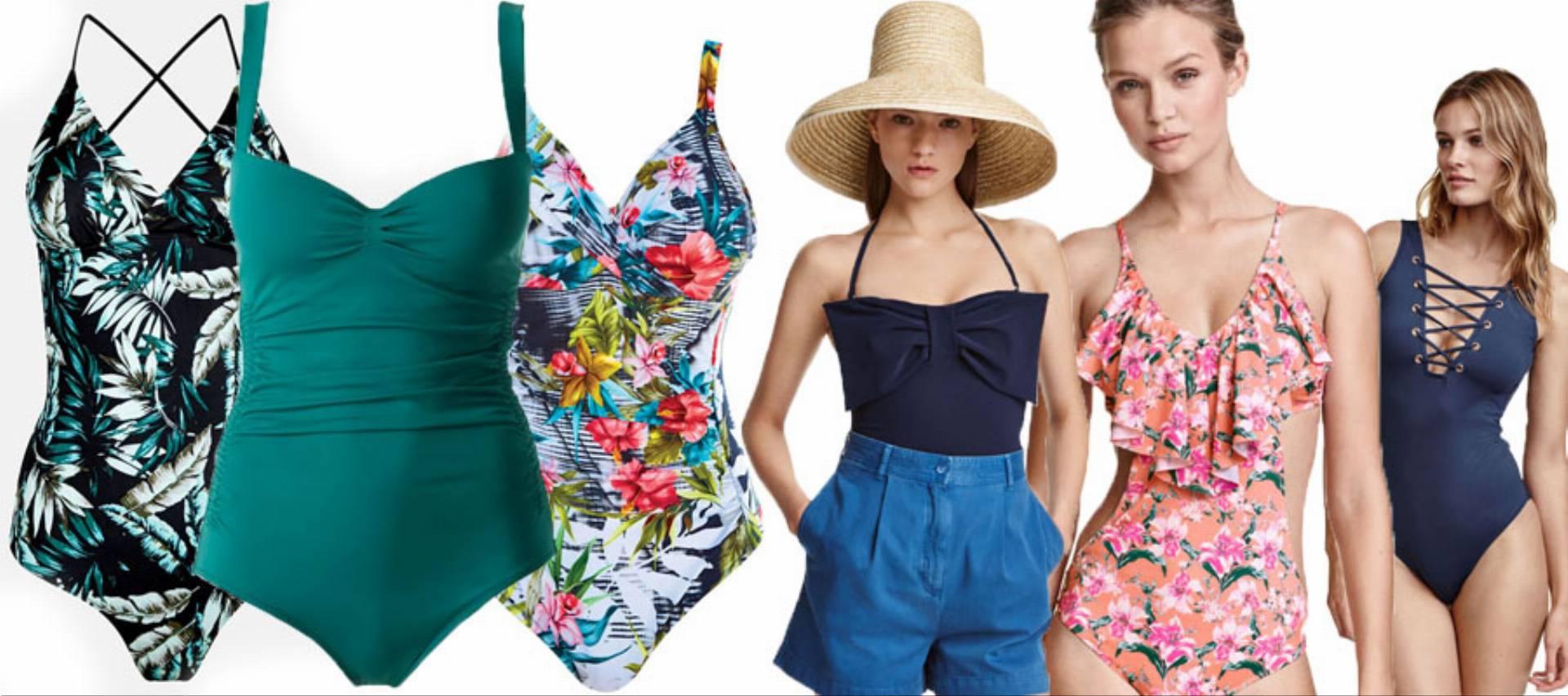modne stroje jednoczęściowe na lato 2016