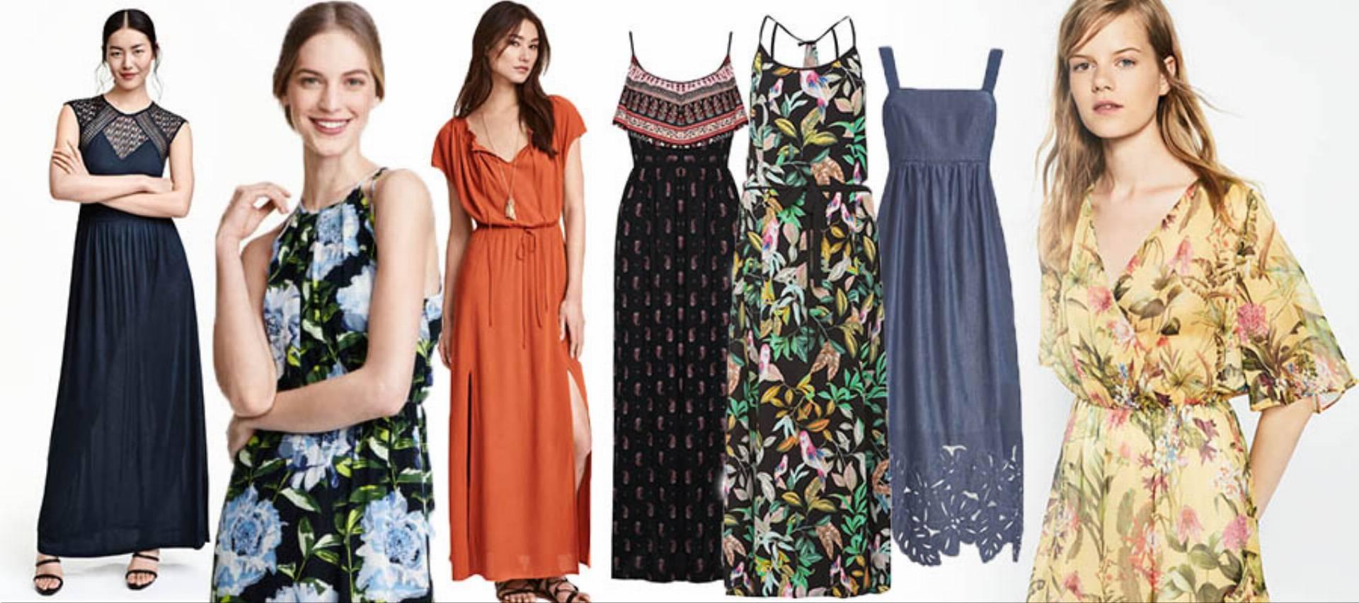 87264fb09e modne sukienki maxi na lato 2016. Polecamy również  Shoppingowy przegląd   ...