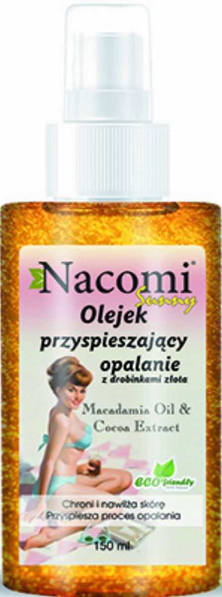 olejek z drobinkami sunny