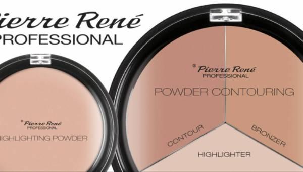 Nowości makijażowe od PIERRE RENÉ PROFESSIONAL