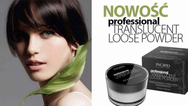 Puder Bambusowy – nowość INGRID Cosmetics