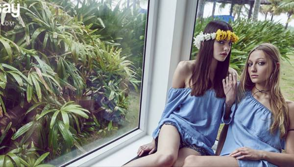 Nowa kolekcja SiNSAY na lato 2016 – Summer Dream