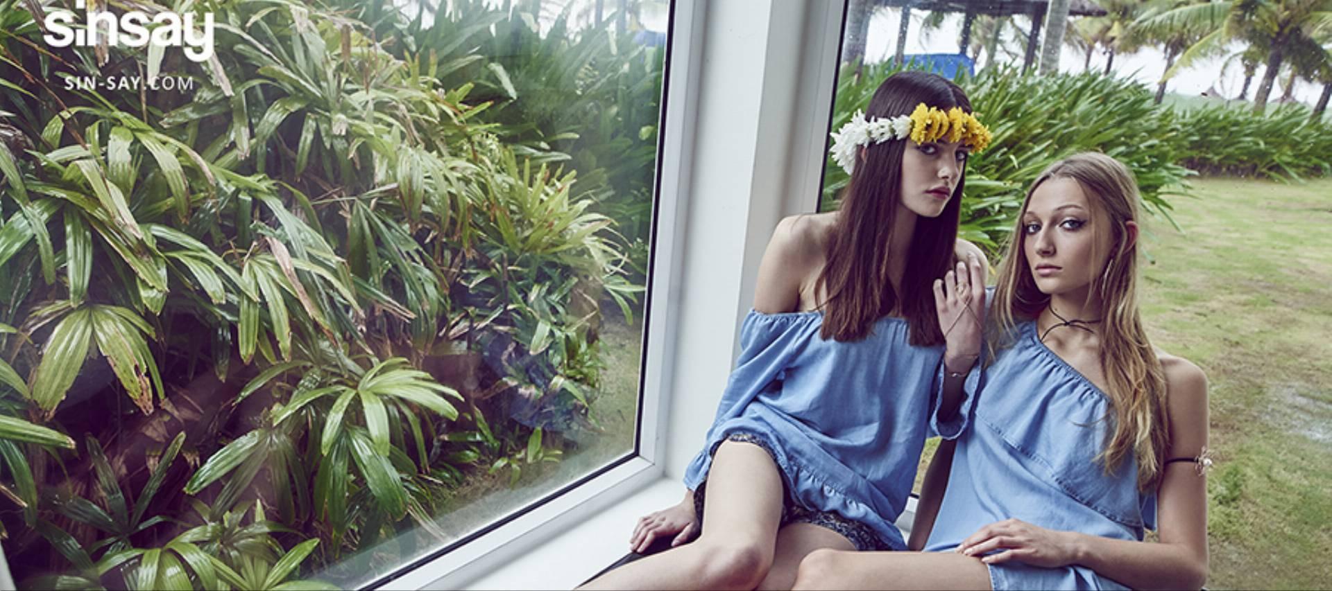 SiNSAY na layo 2016 Summer Dream