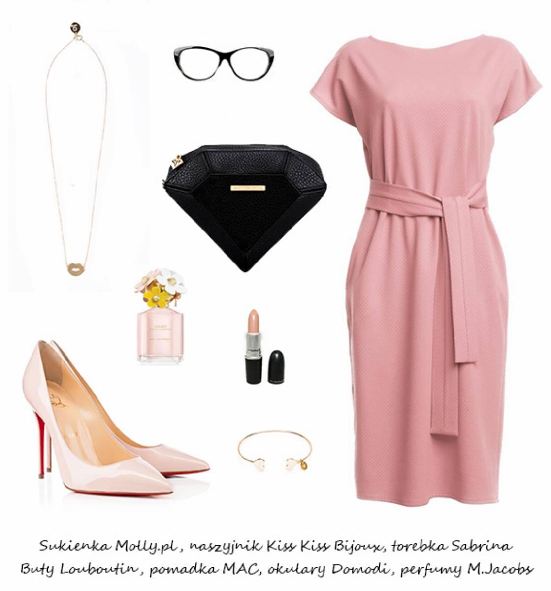 Stylizacja 1 - Sukienki na lato