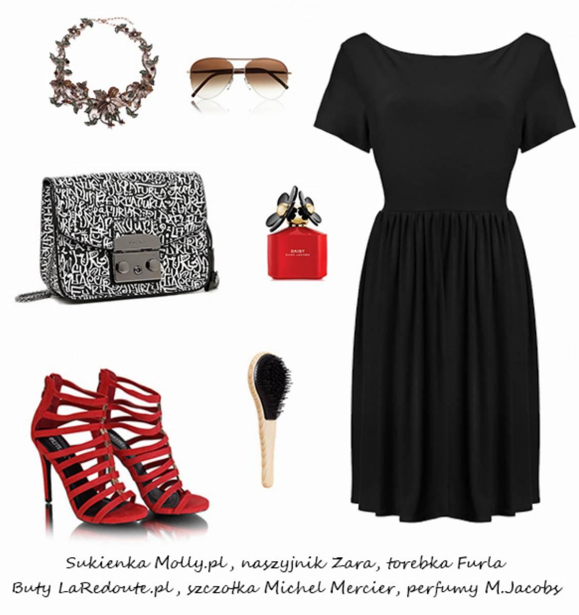 Stylizacja 2 - Sukienki na lato