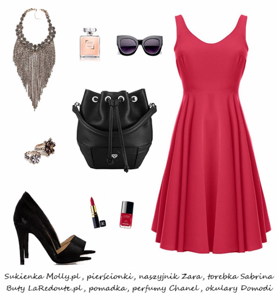 Stylizacja 3- Sukienki na lato