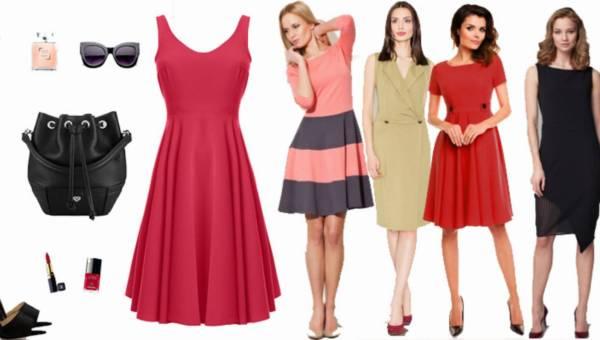 Sukienki na lato w długości midi