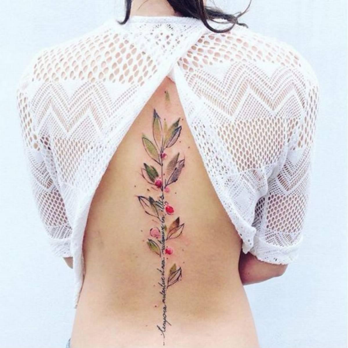 tatuaże w kwiaty (5)