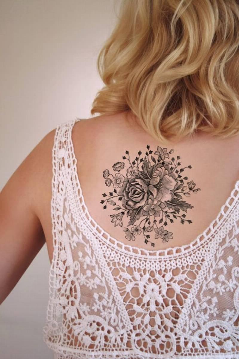 tatuaże w kwiaty (8)