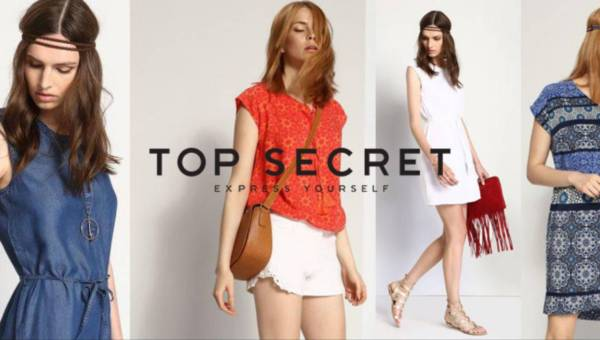 Nowa linia w kolekcji Top Secret na lato 2016 – MEMORIS FROM MARARAKECH
