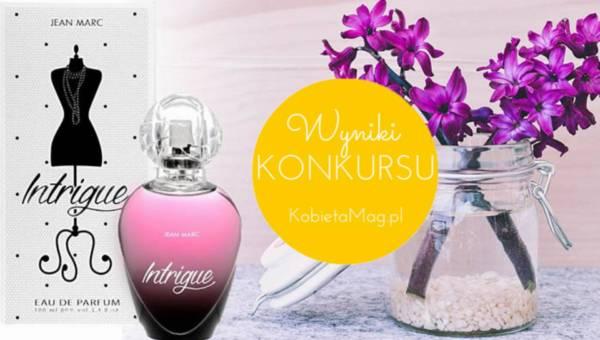 Wyniki konkursu: Latem daj się uwieść z zapachem Intrigue