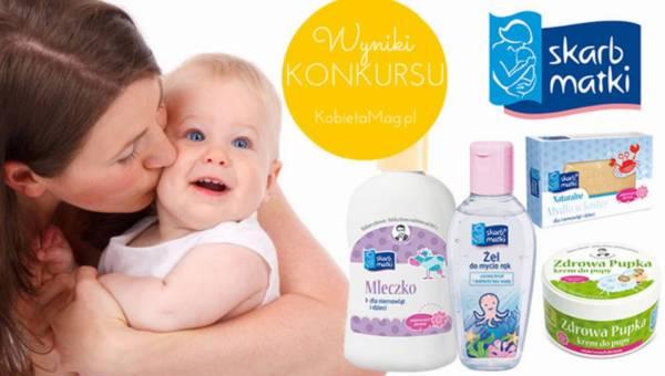 Wyniki konkursu: Skarb Matki na Dzień Dziecka!