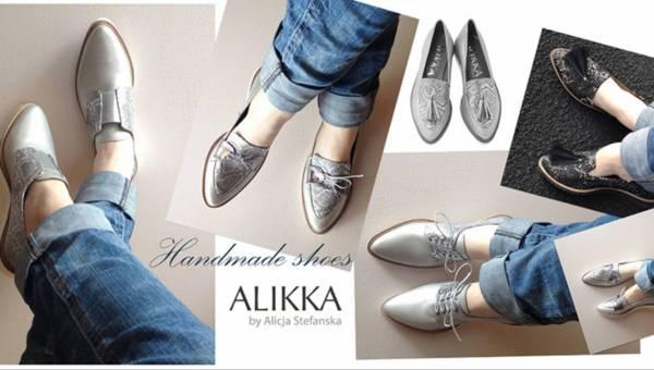 Kolekcja oryginalnych butów nowej polskiej marki ALIKKA